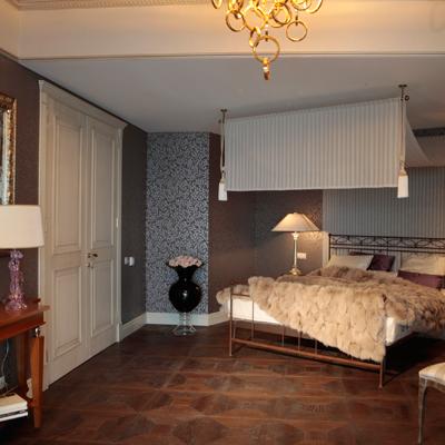 дизайнерские квартиры в москва-сити