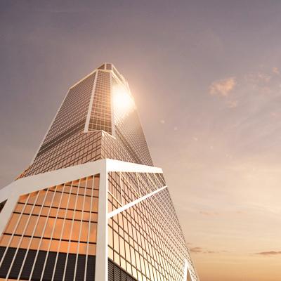 Башня Меркурий-Сити
