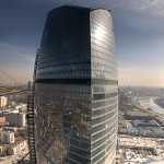 фото башня федерация восток